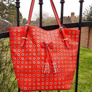 Handbags - Tassel Stud Handbag NEW!